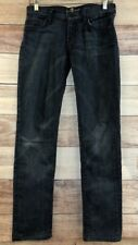 Seven 7 For All Mankind Women's Blue Roxanne Skinny Jeans Size 26 LBB76