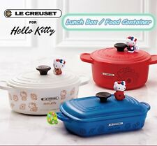 Hello Kitty x Le Creuset La Petite Collection Food Containers 2018