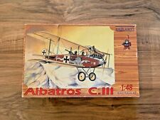 Eduard 1/48 Scale Albatros C.III Md119 // FREE SHIP
