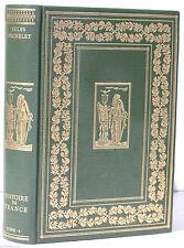 EDITIONS JEAN DE BONNOT - 1978 - JULES MICHELET - HISTOIRE DE FRANCE - TOME 9