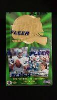 1994 Fleer Ultra Series 1 Football Hobby Box Factory Sealed 36 Packs