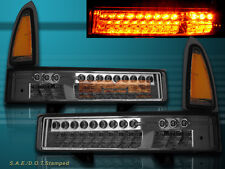 00-04 Ford Excursion / 99-04 Super Duty 250/350 Front Bumper Lights LED Smoke