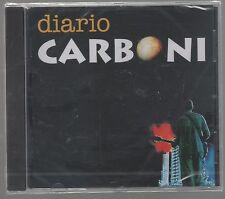 LUCA CARBONI  DIARO CARBONI CD  SIGILLATO!!!