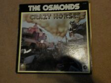 The Osmonds Crazy Horses LP Vinyl Record 1972