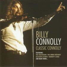 Billy Connolly - Classic Connolly (CD A/Book 1998)