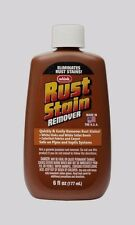 WHINK Liquid RUST Stain Remover Cleans From Fabrics White Bowls Sinks Toilet 6oz