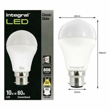 Globe 60W with Dimmable Light Bulbs