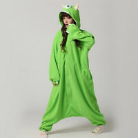 Kigurumi Pajamas Animal Cosplay Pyjama Costume Hoodies Adult Onesie1 Fancy Dress
