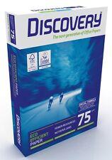 Discovery Hochleistungs- Kopierpapier weiß 25000 Bl. DIN A3 Druckerpapier 75g/m²