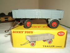 DINKY TOYS MODEL No.428  TRAILER  (LARGE)         MIB