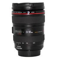 Canon EF 24-105mm f/4L IS USM Autofocus Lens