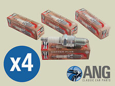 MGB-GT 65-80, MG MIDGET MkII & MkIII CHAMPION N9YC COPPER CORE SPARK PLUGS x 4