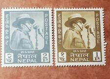 GM8 NEPAL 1&2P MNH STAMPS