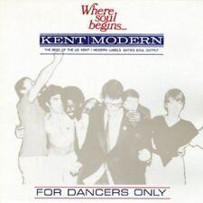 LP VARIOS ARTISTAS FOR DANCERS ONLY KENT 001 NORTHERN SOUL VINILO
