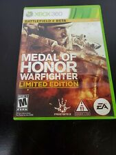 Battlefield 4 Medal of Honor Warfighter Limited Edition XBox Video Game (Pr