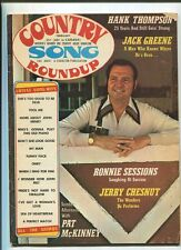 Country Song Roundup Feb  Hank Thomson Jack Green Jerry Chesnut  MBX86