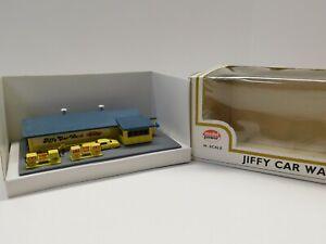 N Scale 1:160 - Model Power - Jiffy Car Wash Railroad Building Structure NIB