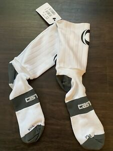 Castelli Fast Feet Aero Socks Ineos Sky XXL time trial