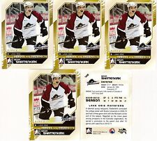 KEVIN SHATTENKIRK 10/11 ITG H&P RC Rookie Lot of (5) #142 St Louis Blues Cards