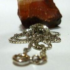 Collares y colgantes de joyería de oro blanco de 14 quilates oro