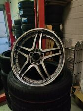 """19"""" Audi a3 a4 a6 tt Mercedes a b c e s r 647 style Alloy Wheels Tyres 235/35r19"""