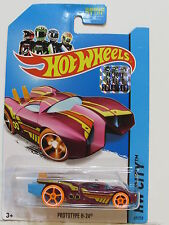 HOT WHEELS 2014 HW CITY PROTOTYPE H-24 FACTORY SEALED