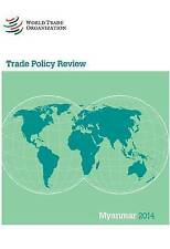NEW Trade Policy Review - Myanmar: 2014