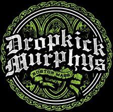 10cm Shaped Vinyl Sticker Celtic flogging Molly dropkick murphys laptop punk