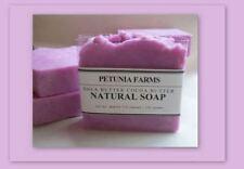SHEA BUTTER NATURAL SOAP BARS- KARMA LUSH FRAGRANCE TYPE  *** 6 LG