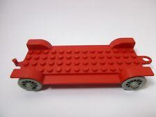 LEGO FABULAND Red Car Chassis Réf fabaa1 Set 121 128 328 338