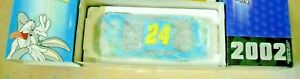 Jeff Gordon #24 NASCAR 2002 Bugs Bunny Chevy Carlo 400 Action 1:24 Diecast103107