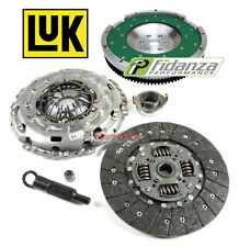 LUK CLUTCH KIT & FIDANZA ALUMINUM FLYWHEEL 06-13 MAZDA 3 6 MAZDASPEED 2.3L TURBO