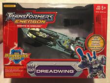 Transformers Energon Dreadwind Figure