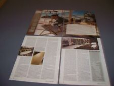 VINTAGE..WRIGHT FLYER HISTORY ..HISTORY/PHOTOS/DETAILS..RARE! (442L)