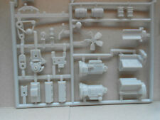 1/25 AMT Ford C-600 C600 C-900 C900 534 Gas Engine Stake Truck City Delivery