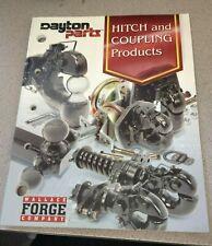 Dayton Parts Hitch & Coupling Products PUB-228-2013