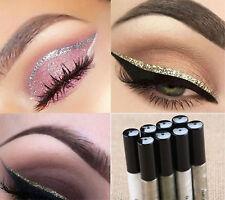 #8 Liquid Eyeliner Eye Party woman Sparkling Glitter Makeup Colorful Eye Liner