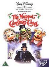 THE MUPPET CHRISTMAS CAROL  Michael Caine, Dave Goelz, Steve Whitmire NEW R2 DVD