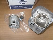 New OEM Husqvarna 550XP chainsaw cylinder and piston - Complete kit - 577764705