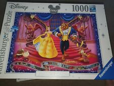 Ravensburger - 1000 PIECE JIGSAW PUZZLE - Disney Beauty & The Beast Collectors