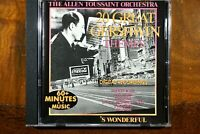 The Allen Toussaint Orchestra - 'S Wonderful, 20 Great Themes   -  CD, VG