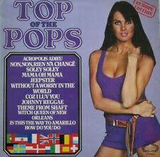 TOP OF THE POPS - EUROPEON EDITION - VOLUME 2