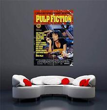 Quentin Tarantino film Pulp Fiction Set 1 GIGANTE NEW art print poster oz563