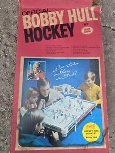 Vintage Munro Bobby Hull Hockey Game