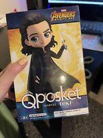 Authentic Banpresto Q Posket Loki A & B Marvel Avengers Bandai Spirit Figure Toy