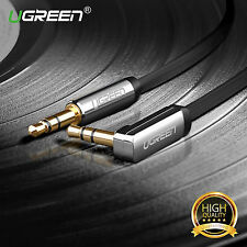 Ugreen 3.5mm AUX AUXILIARY CORD Male to Male Audio Cable for PC MP3 CAR 3FT New