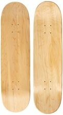 NEW Moose Blank 8.25 Skateboard Deck Natural FREE SHIPPING