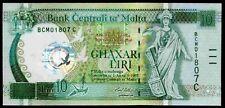 MALTA. dieci lire, BCM01807C, MILLENIUM commemorativo, (2000), GEF/AU.