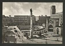AD6412 Lecce - Città - Piazza S. Oronzo - Animata