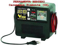 CARICABATTERIE VIGOR LEO 100 TENSIONE CARICA 6-12V CORRENTE CARICA AMP 5,5